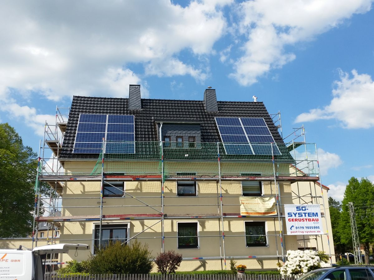 PV-Anlage in Limbach-Oberfrohna