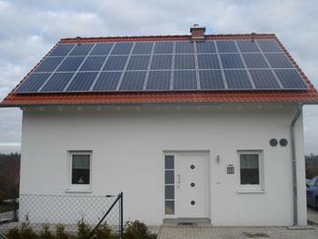 PV-Anlage (Suntech)