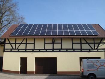 PV-Anlage (Sunlink)