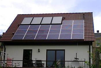 Photovoltaik Anlage (3,5 KWp)